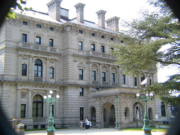 Facade at the Breakers